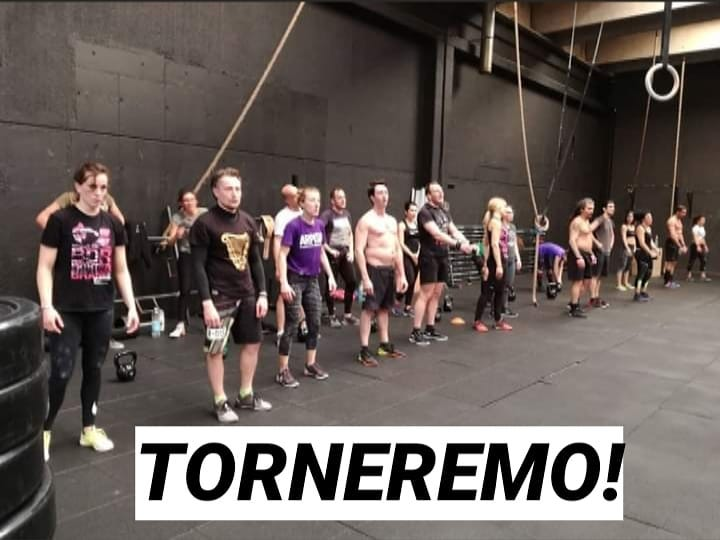 You are currently viewing Wod Sabato 11/04/2020