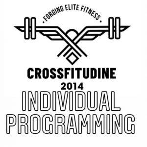 Il CrossFit nasce come un programma generalizzato di allenamento e